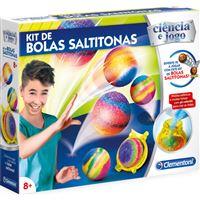Kit de Bolas Saltitonas - Clementoni