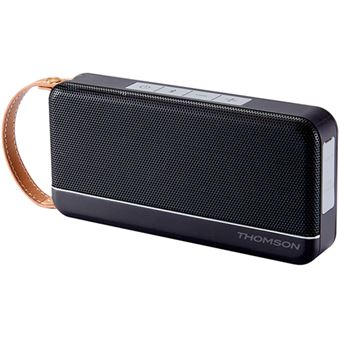 Coluna Bluetooth Thomson WS02N - Preto