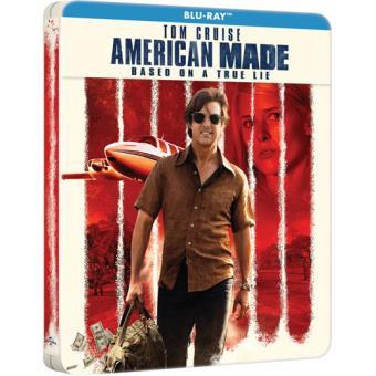 Barry Seal: Traficante Americano - Edição Caixa Metálica Exclusiva Fnac (Blu-ray)