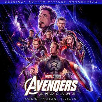 BSO Avengers Endgame  - CD