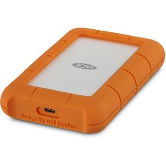 LaCie Disco Rugged USB-C 1TB - 2.5''