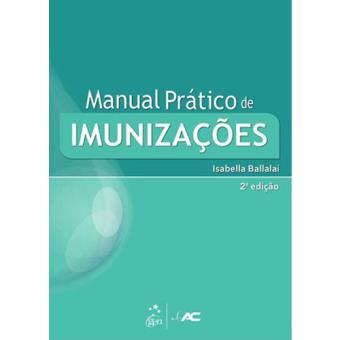 Manual Prático de Imunizações