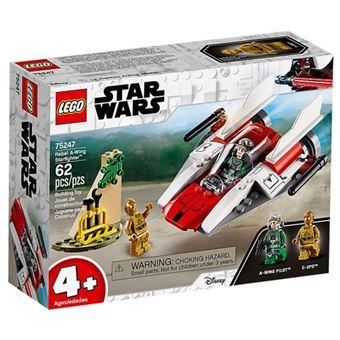 LEGO Star Wars 75247 A-Wing Starfighter Rebelde