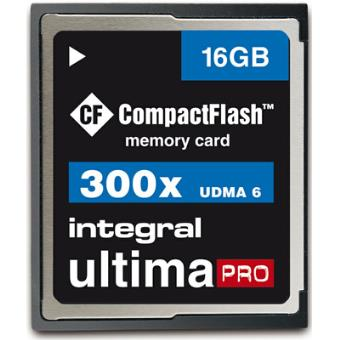 Integral CompactFlash Ultimapro 16GB