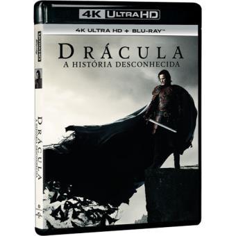 Drácula: A História Desconhecida - 4K Ultra HD + Blu-ray