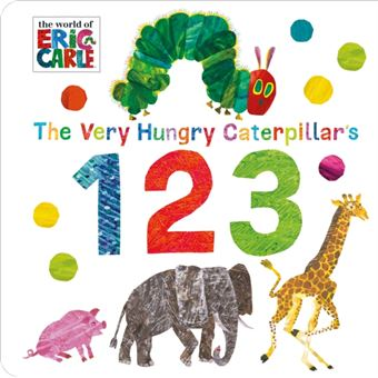 The Very Hungry Caterpillar's 123