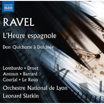 Ravel | L' Heure espagnole