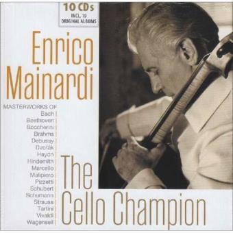The Cello Champion - 10CD