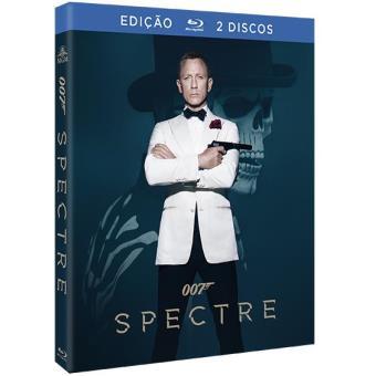 007: Spectre - Edição Especial 2 Discos