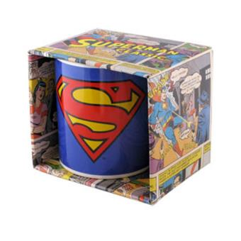 Superman - Caneca Logo (300 ml)