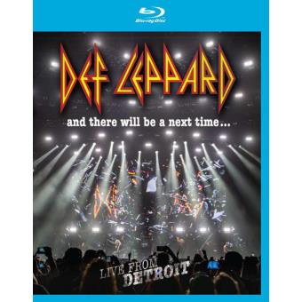 Def Leppard: And There Will Be A Next Time ... Live From Detroit