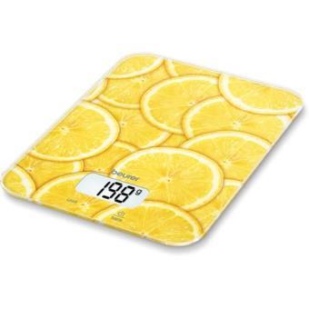 Beurer Balança Cozinha KS 19 Lemon