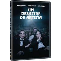 Um Desastre de Artista - DVD