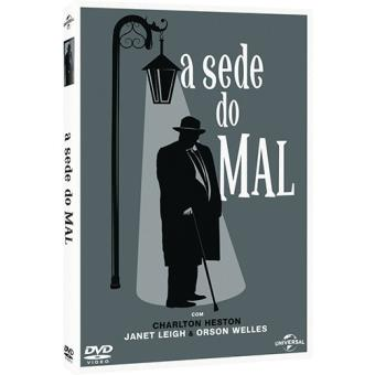 A Sede do Mal – Classic Cinema Universal (DVD)