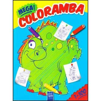 Mega! Coloramba: Dino 1 a 100