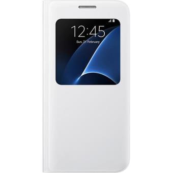 Samsung Capa View para Samsung Galaxy S7 (Branco)