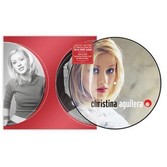 Christina Aguilera - LP 12''