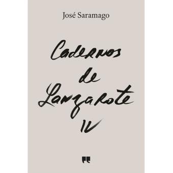 Cadernos de Lanzarote - Diário 4