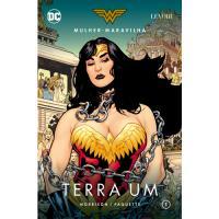 Mulher-Maravilha - Livro 1: Terra Um