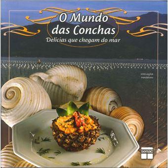 Mundo das conchas delicias que cheg