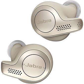 Auriculares Bluetooth True Wireless Jabra Elite 65t - Gold Beige
