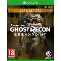 Tom Clancy's Ghost Recon: Breakpoint - Gold Edition - Xbox One