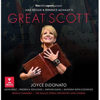 Heggie: Great Scott - 2CD