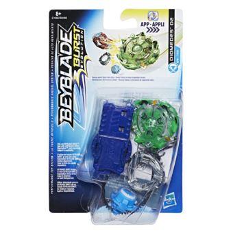 Pião com Lançador Beyblade Burst - Hasbro - Envio Aleatório