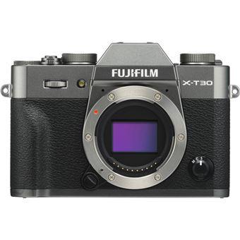 Fujifilm X-T30 - Corpo - Charcoal Silver