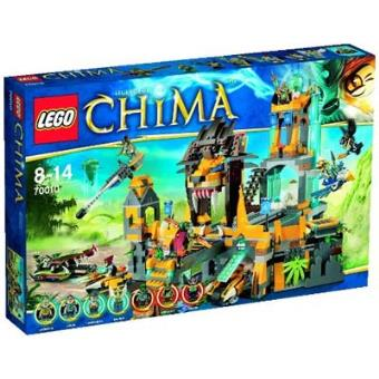 O Templo do Chi do Leão (LEGO Legends of Chima 70010)