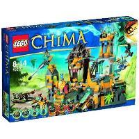 O Templo do Chi do Leão (LEGO Legends of Chima 70010)