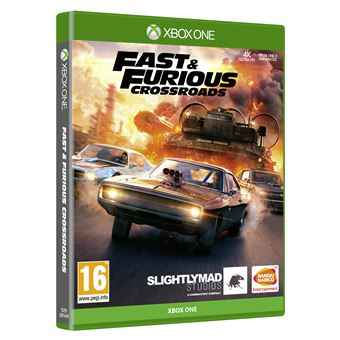 Fast & Furious: Crossroads - Xbox One