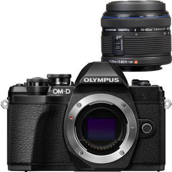 Olympus OM-D E-M10 Mark III + M.Zuiko Digital ED 14-42mm f/3.5-5.6 II R - Preto