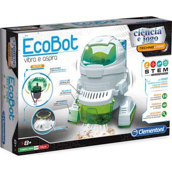 Ecobot: Vibra e Aspira  - Clementoni