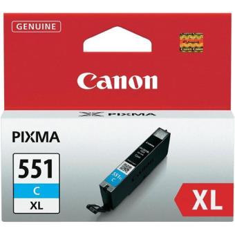 Canon Tinteiro CLI-551XL Turquesa