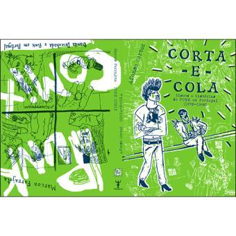 Corta e Cola - Punk Comix