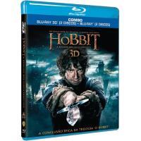 O Hobbit: A Batalha dos Cinco Exércitos (Blu-ray 3D + 2D)
