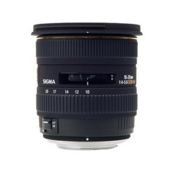 Sigma Objetiva 10-20mm f/4-5.6 EX DC (Nikon)