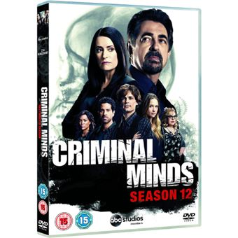 Criminal Minds - Season 10 - 5DVD Importação