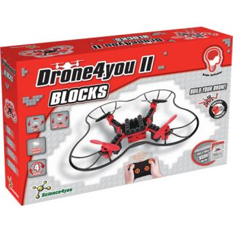 Drone4you II Blocks - Science4you