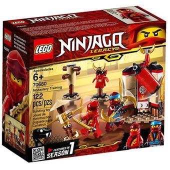 LEGO NINJAGO 70680 Treino no Mosteiro