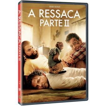 A Ressaca Parte II (DVD)