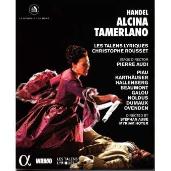 Handel | Alcina & Tamerlano (2BD)