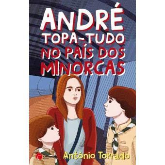 André Topa-Tudo no País dos Minorcas