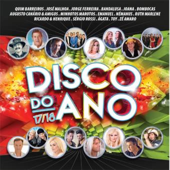 Disco do Ano 17/18 (2CD)