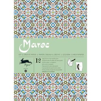 Maroc Gift Wrapping Papers