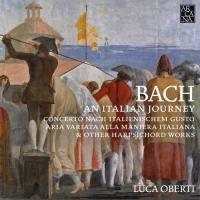 Bach: An Italian Journey - CD