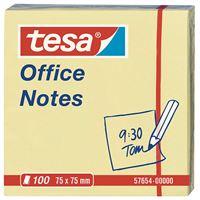 Notas Adesivas Tesa Office Notes - Amarelo