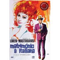 Matrimónio à Italiana (DVD)