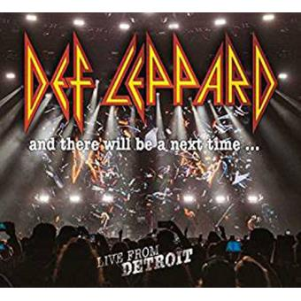 Def Leppard: And There Will Be A Next Time ... Live From Detroit (DVD+2CD)